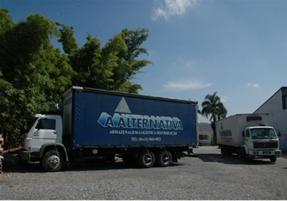 Frota | A Alternativa | Transportes especializado em São Paulo